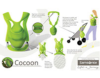 Cocoon Baby Travel Bag