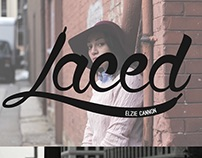 Laced Logo Design