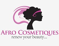 Afro Cosmetiques - Logo Design