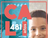 CALI 481 AÑOS