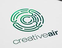 Creative Air - Branding