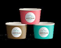 Branding | Monte Pelmo Sorveteria