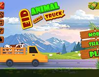 Eid Animal Cargo Truck