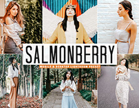 Free Salmonberry Mobile & Desktop Lightroom Preset