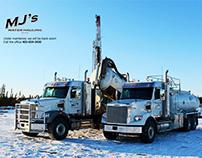 Alberta Water Trucks - www.mjswaterhauling.com