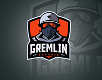 Gremlin E-Sport Logo
