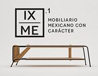 IX-ME.1 Mesa de Centro