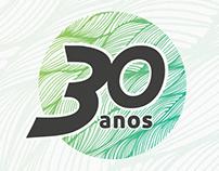 Selo 30 anos da SOS Vida