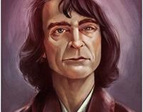Joaquin Phoenix portrait