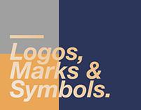 Logos, Marks & Symbols.