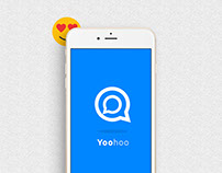 Yoohoo | Chat App