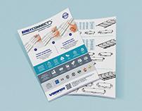 Diseño de flyer EasyConnect