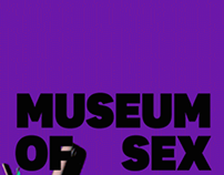 Museum Of Sex | Web Design | Interactive Poster
