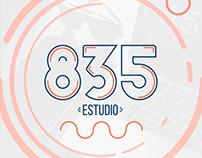 835 Branding & Web Design