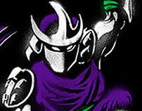 """TMNT """"Shred or Die"""""""
