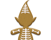 Gingerbredize Yourself - Xmas app