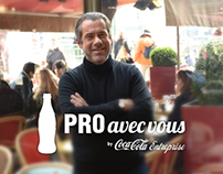 COCA COLA ENTREPRISE // CRM