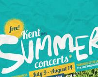 Kent Summer Concerts