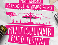 MultiCulinair Food Festival 2015