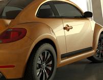 3D Work - 2012 Volkswagen Beetle