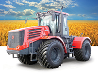 Kirovets Tractors