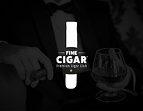 FineCigar Club - logo