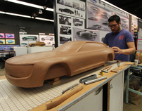 BEN KNAPP VOITH FORD GALAXIE PROJECT