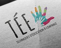 Identité visuelle - Techniques d'éducation à l'enfance