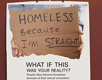 LGBT Homelessness Info Kiosk