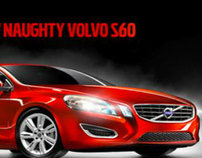 Volvo S60 website intro