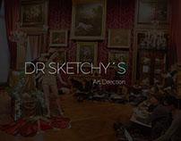 Dr Sketchy's Anti-Art School