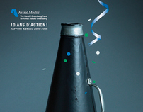 Astral Media - Annual Report