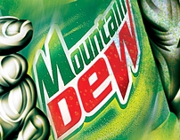 King Kong teams up with Mountain Dew