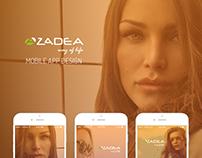 Azadea eCommerce Mobile App