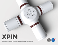 XPIN - Zero Gravity Coffee Maker