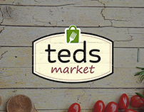 Teds Market (Website)