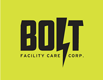 Logo Party: Bolt