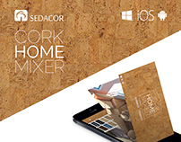 CorkHomeMixer App : By Sedacor