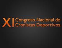 XI Congreso Nacional de Cronistas Deportivos