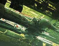 Infinite fleet / Gunship