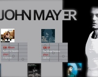 John Mayer Infographic