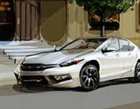 Storyboard (cars)
