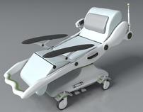 Emergency Bed design