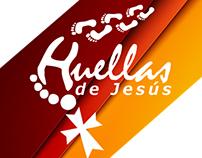 Logotipo - Huellas de Jesús