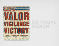 GX Magazine - Editorial Design