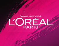 L'Oreal Beauty Confidential