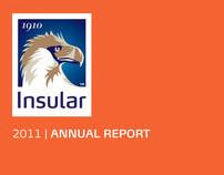 Insular Life Annual Report 2011