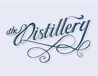 The Distillery Branding