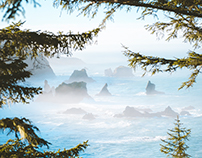 Beauty of the Oregon Coast