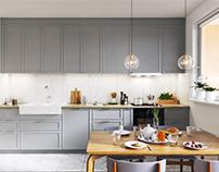 Interior design - Kitchenette
